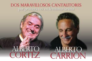 ALBERTO CORTEZ Y ALBERTO CARRION
