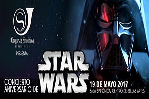 CONCIERT ANIV STAR WARS