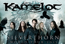 "KAMELOT ""Silverthorn World Tour"""
