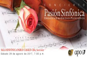 PASION SINFONICA