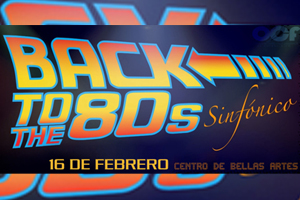 BACK TO THE 80s SINFONICO (SINFONICA)