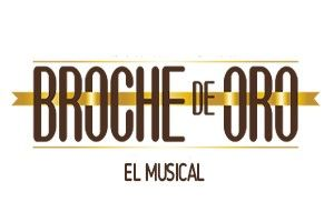 BROCHE DE ORO:EL MUSICAL