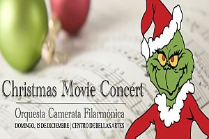 CHRISTMAS MOVIE CONCERT 2019