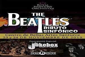 THE BEATLES-TRIBUTO SINFONICO